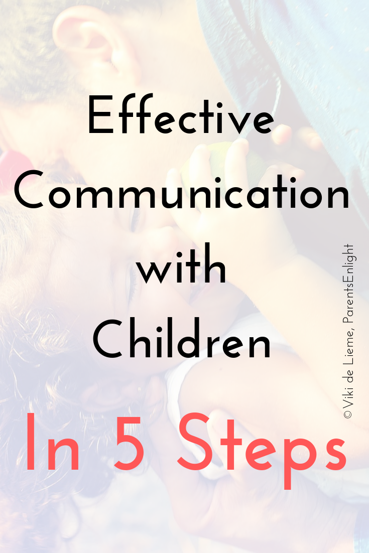 If you're tired from the miscommunication with your children - change your parenting experience using this list. #AttachmentParenting #PositiveDiscipline #PositiveParenting