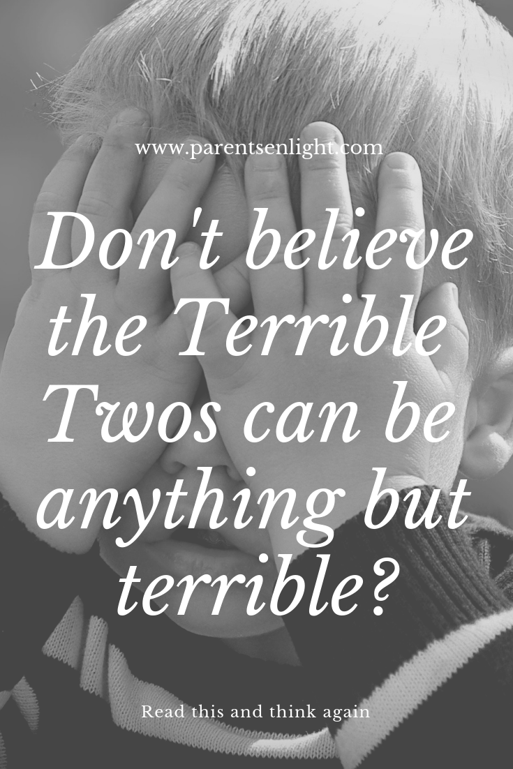 Don't believe the terrible twos can be anything but terrible? Read this and think again.