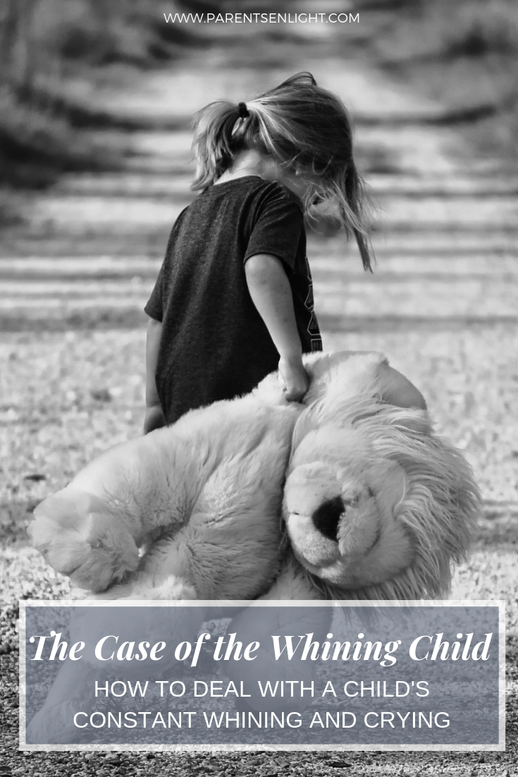 Tips to handle a child who communicates through whining and crying. Empowering children to communicate with confidence.