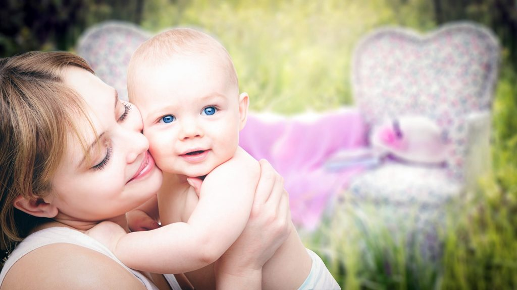 How to Build a Secure Attachment with Your Baby