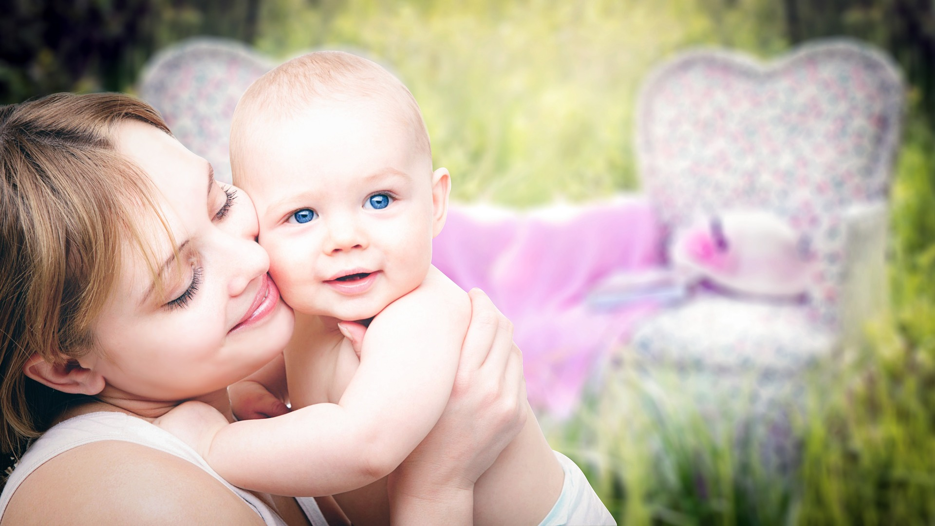 How to develop a secure attachment with your baby