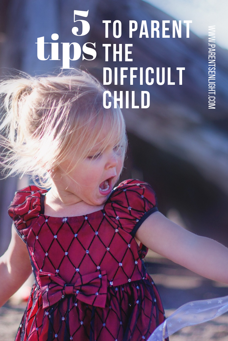 A little bit on what makes children difficult and how we can, quite easily, turn back from this definition and reverse the situation.