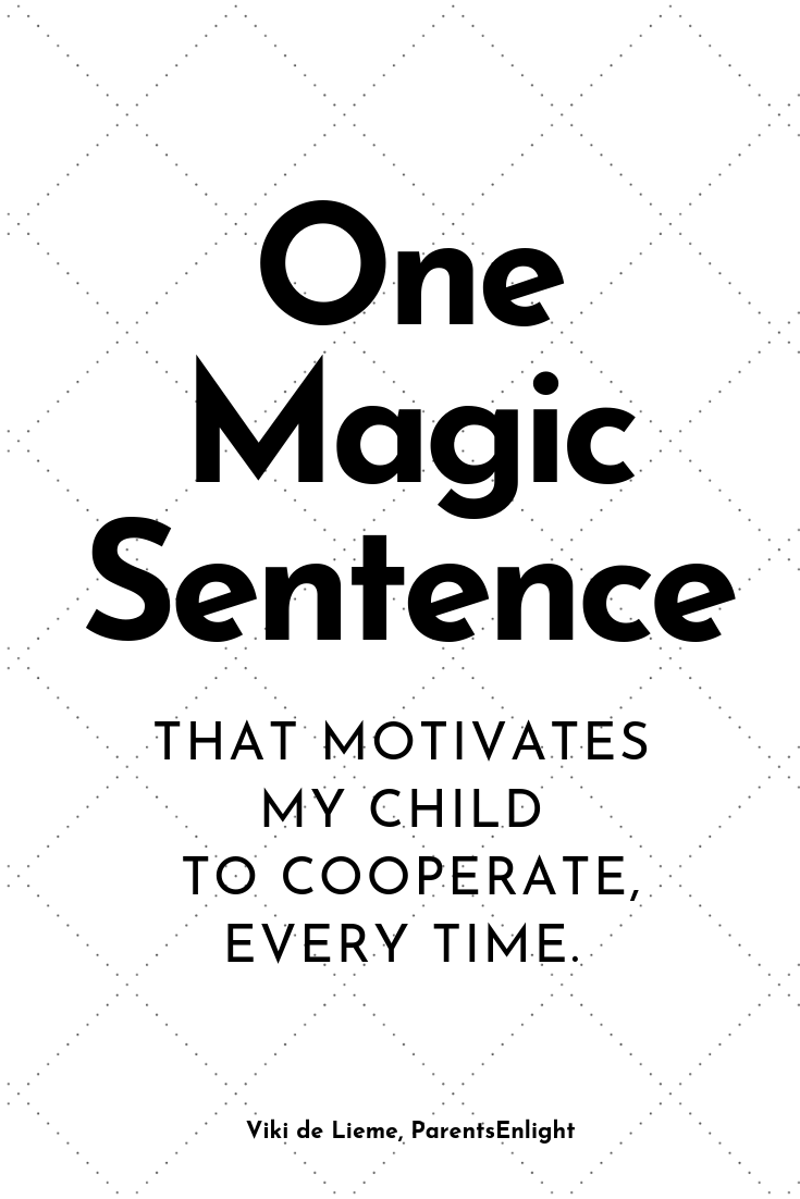 Yelling, begging, screaming, and eventually giving up doesn't really work. We all know that. This strategy does work. Try it out. #parenting #attachmentparenting #parenting101 #mindfulparenting #positiveparenting
