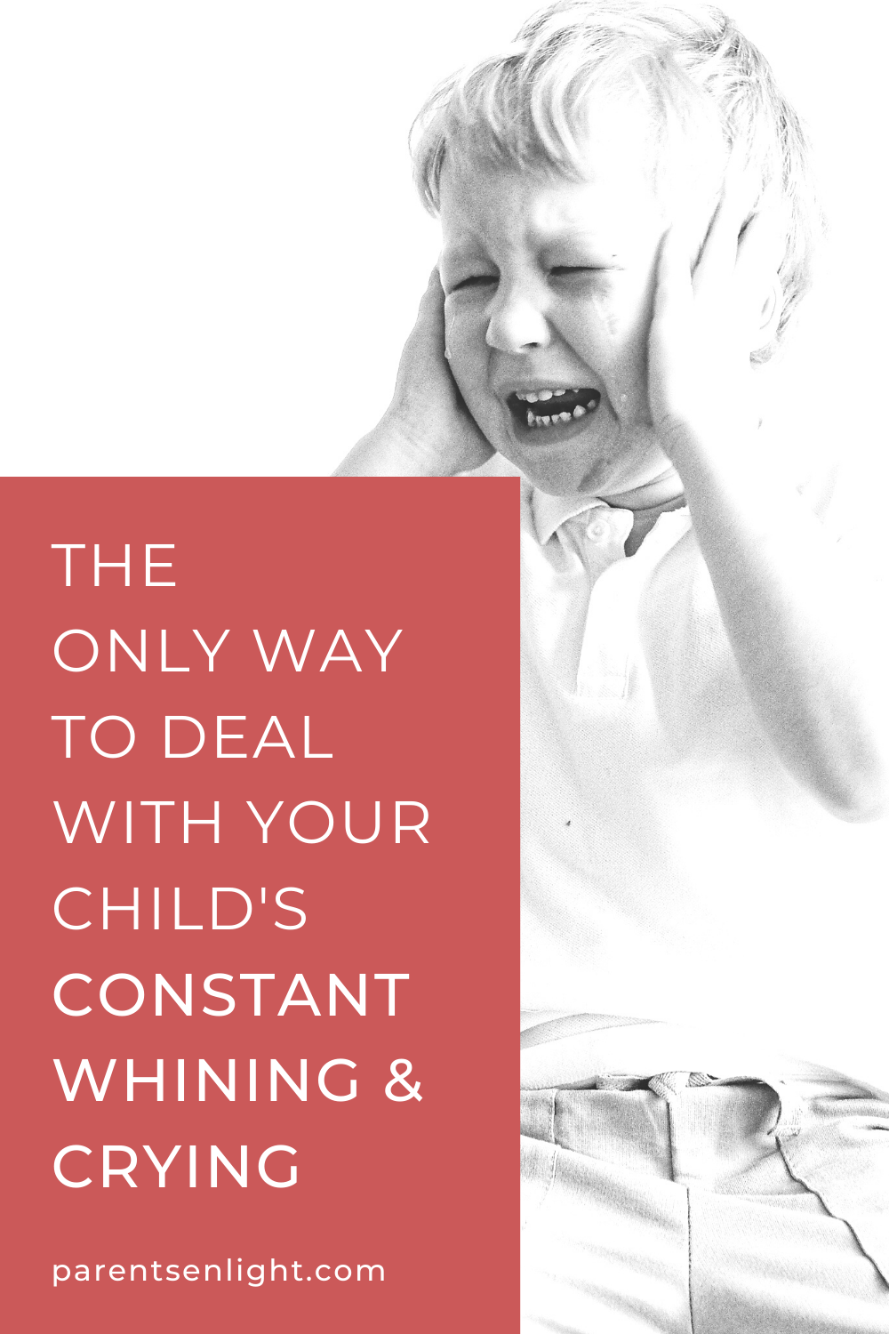 We tend to think that kids who are constantly whining and crying are spoiled, entitled, selfish, and whatnot. We tend to blame ourselves for giving them too much, and then toughening up, upgrading our discipline methods, and being more strict. All this to find that the whining and crying only got worse... Well, something totally different is going on there. Read more... #positiveparenting #positivepsychology #gentleparenting #peacefulparenting #attachmentparenting #raisinghappykids #toddlers #childdiscipline #parentingtips #parenting101 #motherhood #tantrums #stoptantrums #respectfulparenting #whinykids #constantlycryingkids