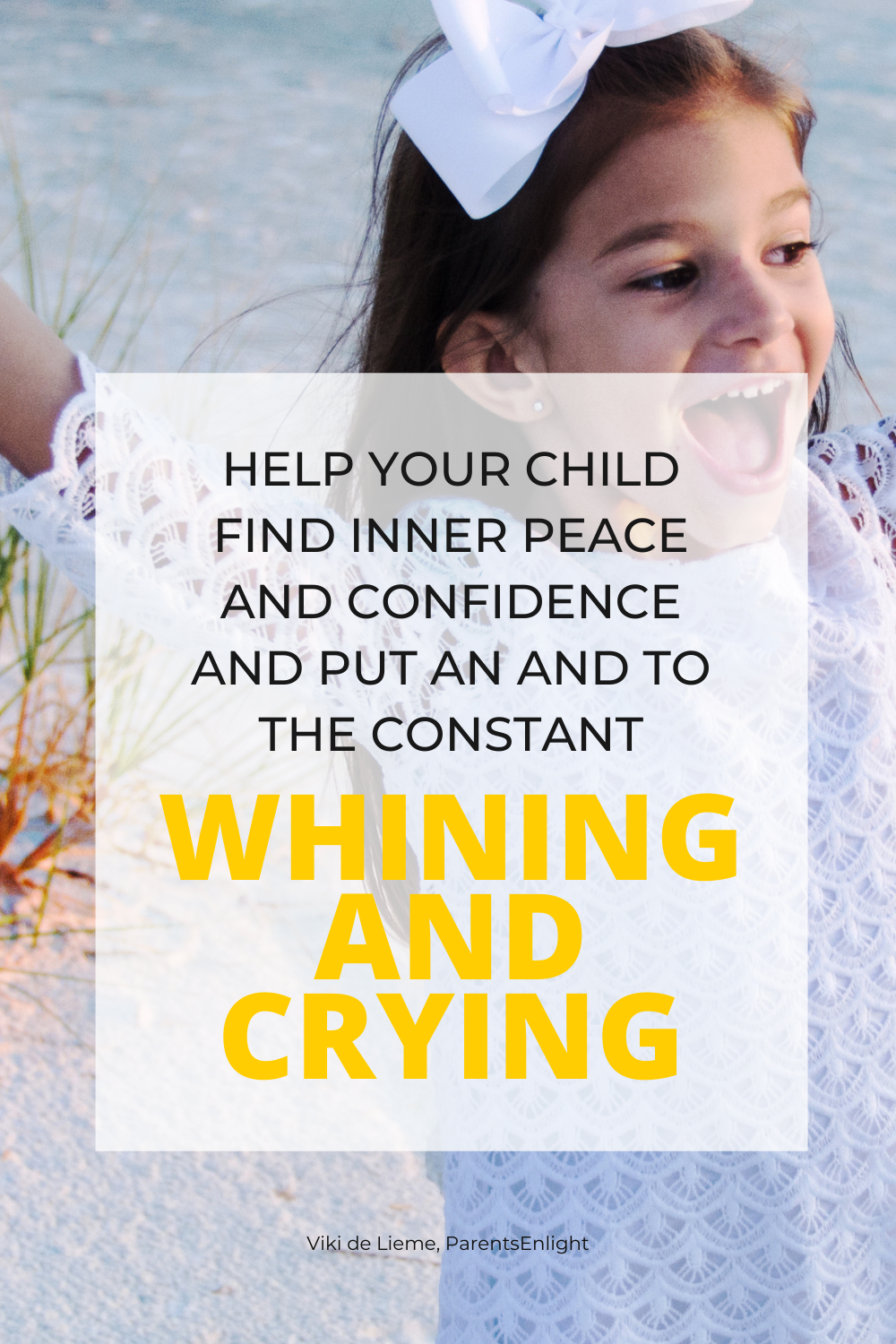 Every parents is familiar with the constant whining and crying children often communicate through. Our reactions don't really help put an end to this. Here's how we can #positiveparenting #mindfulparenting #mindfulness #peacefulparenting #stopyelling #parenting #parentinghelp #parenting101