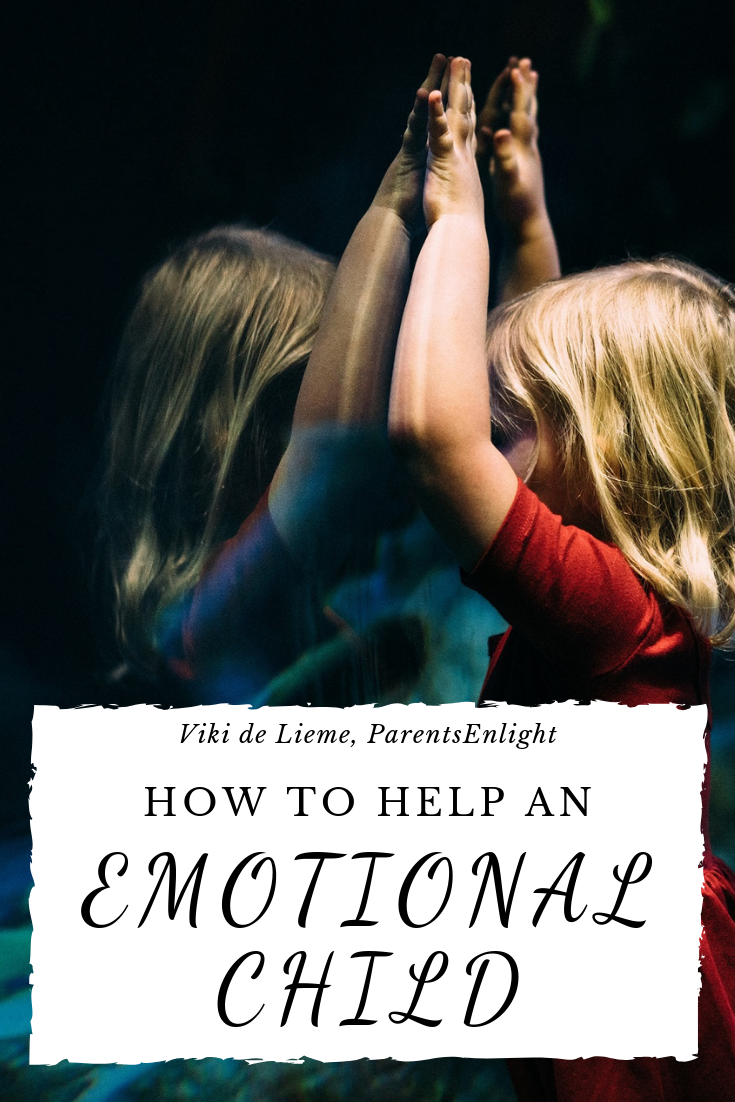 All too often us, parents, can't really handle our children's emotions, so we try to change them with everything we have. And we make everything worse. This is on how we can really help the emotional child. #parenting #positiveparenting #emotioncoaching #children'semotions #parentinghelp #parentingadvice #mindfulparenting #mindfulness