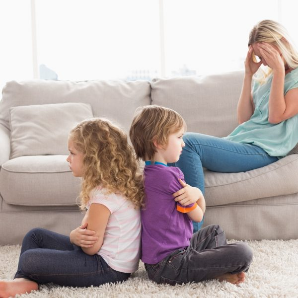 Reduce Stress and Power Struggles with Children