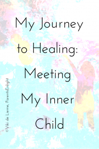 There is an inner child in everyone of us, an inner child stronger and more powerful than we can ever imagine. Meeting her changed my life. #InnerChild #Healing #AttachmentParenting