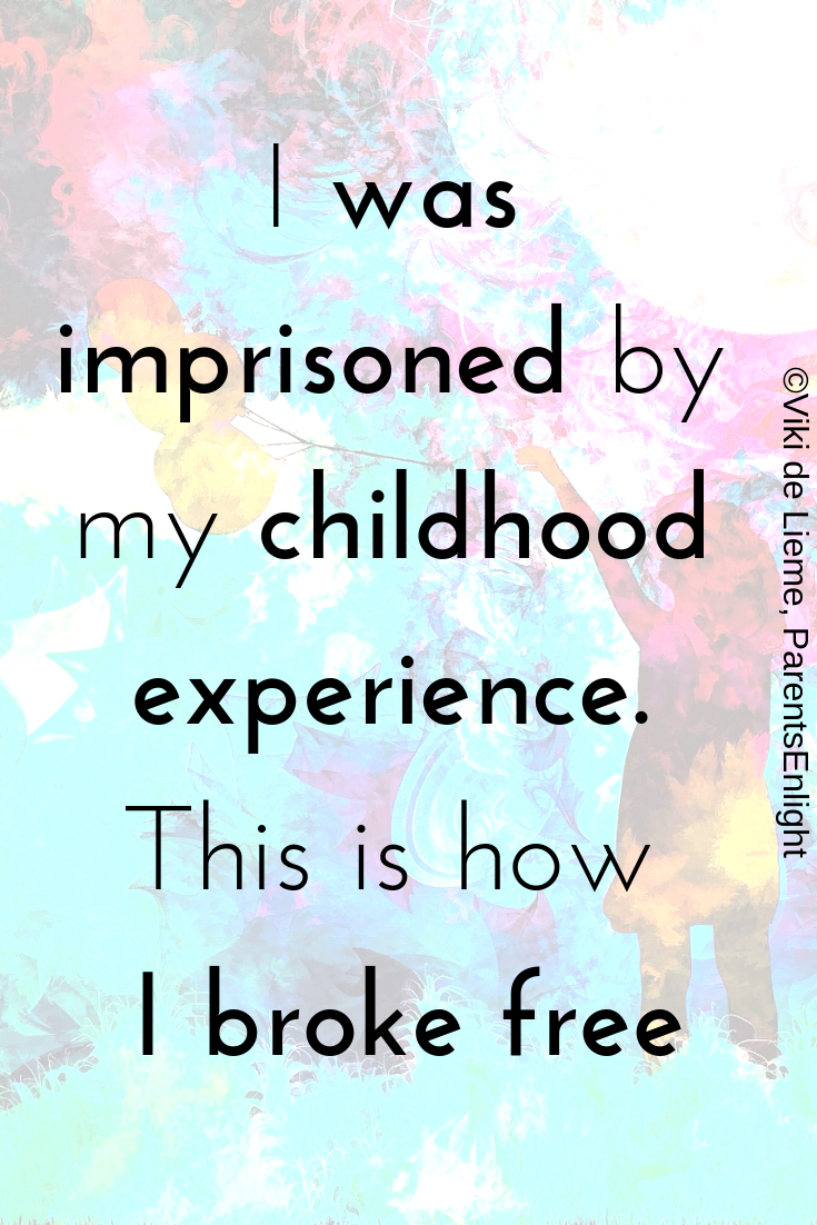 We are reliving our childhood, unaware our present selves are not in control. But we feel something is off. This is how I broke free and regained ME. #Healing #AttachmentParenting