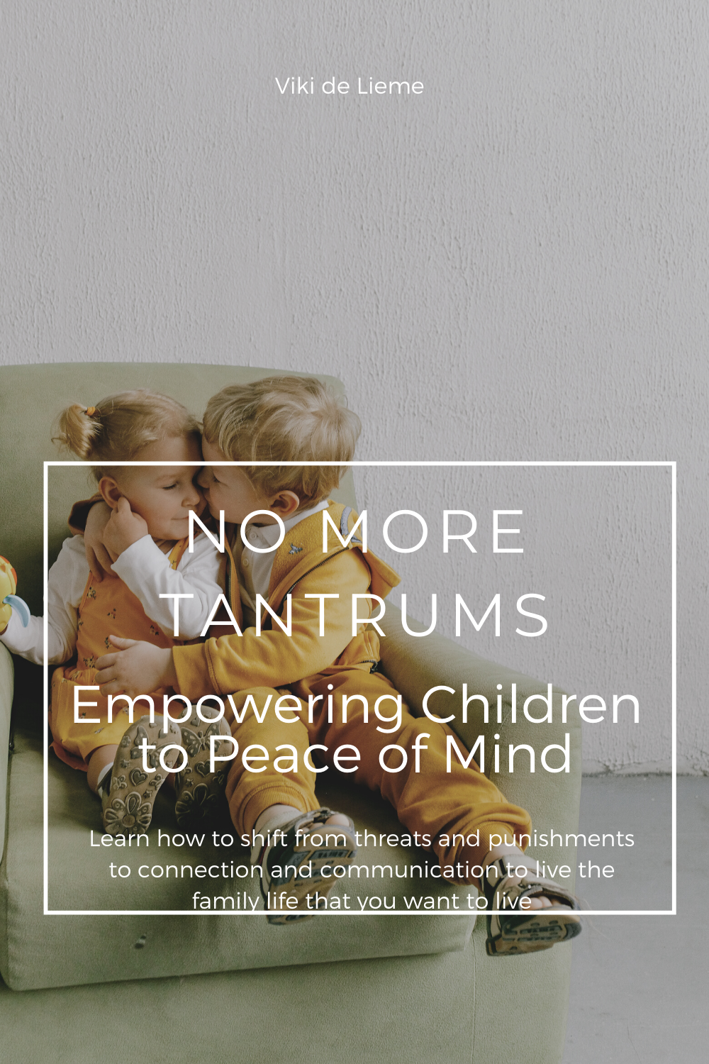 "If you've had enough of the disconnection, the pain, the fights, and the power struggles, and you want to push the ""reset"" button on your parenting - this book is for you. #tantrums #parenting #peacefulparentingbook #positiveparentingbook #parentingbook #parentinghelp"