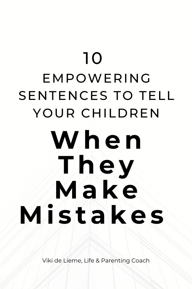 We all make #mistakes; some of us have the coping skills to overcome, learn, and improve with every mistake, when others find themselves drowning in #guilt and #shame. This is on how you can break this cycle and teach your children how to grow from their mistakes. #parenting #parentingadvice #parentingtips #growthmindsetforchildren #mindfulparenting #positiveparenting