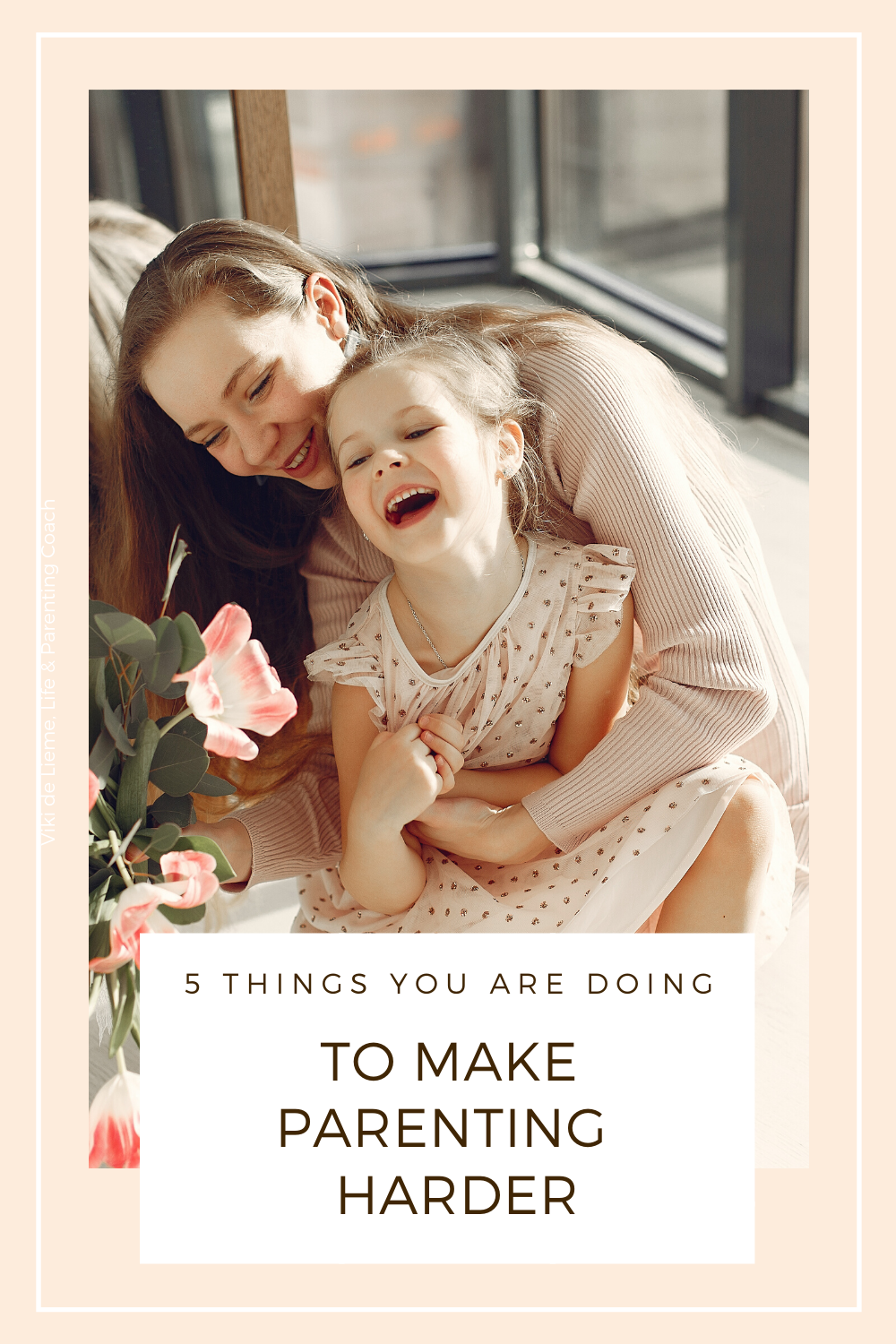 There are a few things that most parents do that makes #parenting so much harder. taking things personally is just one of them.. Click and read the full list to learn what to do instead and how to live a connected and happy #family life #positivecommunication #positiveparenting #smartparenting #motherhood #raisingkids