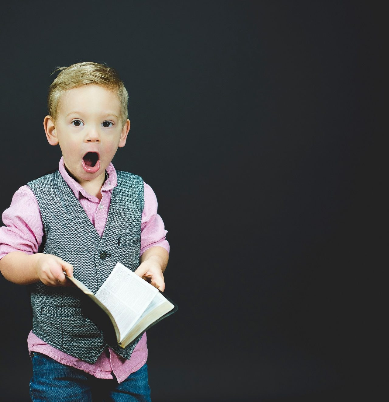 Surprised Child: Responses that Allow Growth