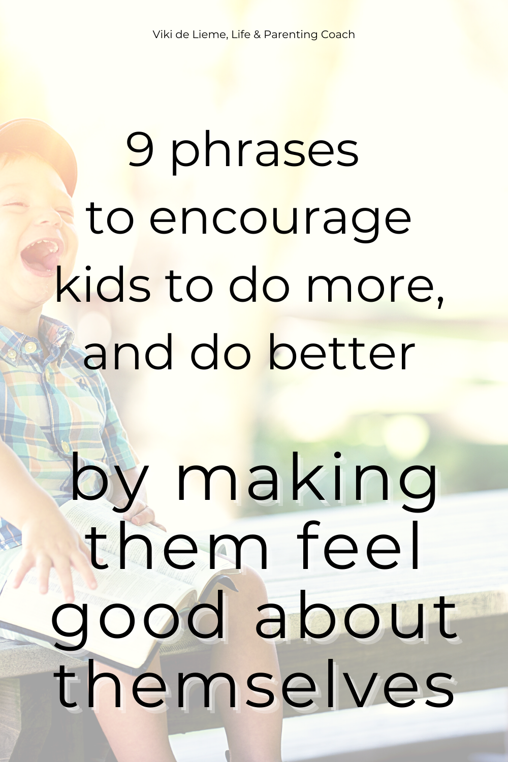 When we want our kids to do something, or to do something better or faster, we usually point out what wasn't yet done, or how unhappy with the progress or achievement we are. What we're forgetting is that all people do better when they feel better. Here's how... #positiveparenting #positivepsychology #children'sbigfeelings #empoweringkids #parenting #parentingfromtheheart #positiveliving #raisinghappykids #parentingtips