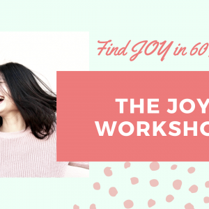 The Joy Workshop