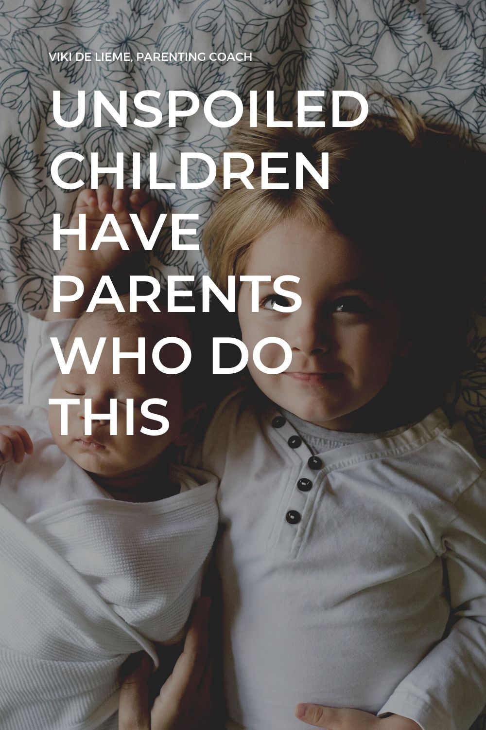 Not spoiling your child is easy - if you follow this simple and intuitive method #parenting #smartparents #peacefulparenting #naturalparenting #parentingtips #motherhood #attachmentparenting #mindfulparenting #mindfulness