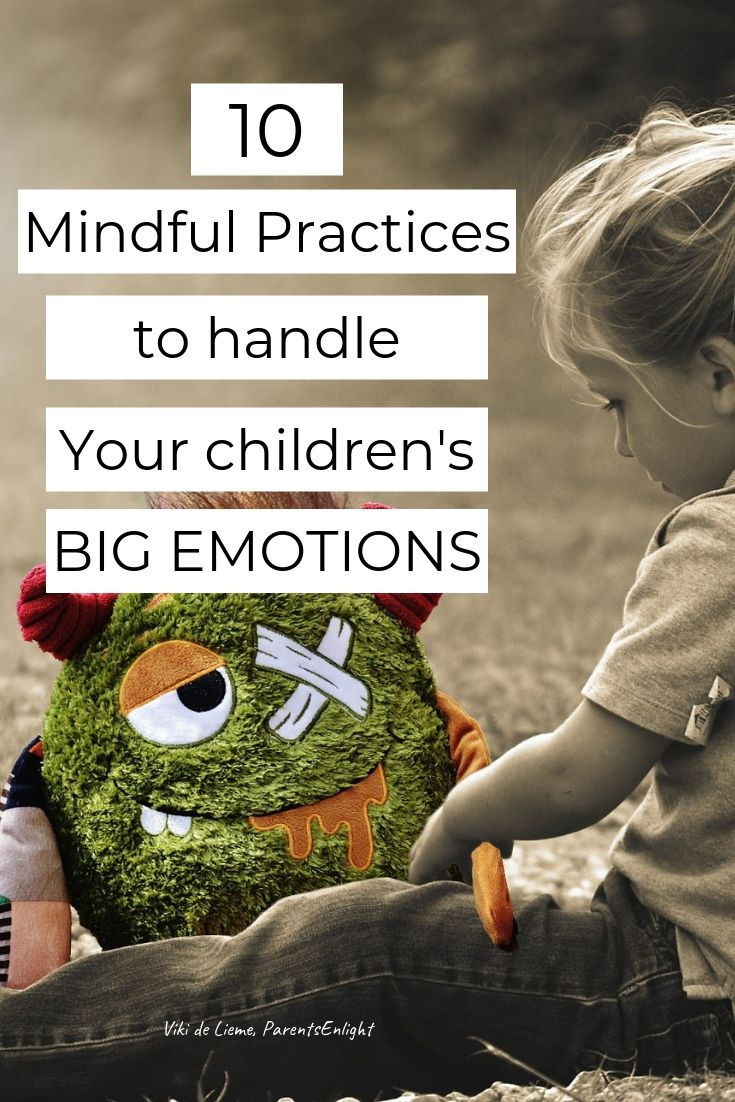 #Bigemotions are a #parenting challenge for sure; but they don't have to be. All we need to do is start looking at our kids through the lens of needs and feelings and start coping, instead of redirecting. Trying to change the reality always makes that same reality much harder. #mindfulness #parentingtips #parentinghelp #motherhood #emotionalintelligence #positiveparenting #peacefulparenting #emotions #empowerchildren