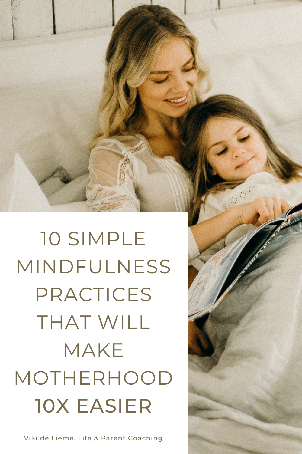 With these simple Mindfulness practices, you will tern motherhood and your parenting experience into what you've always wanted it to be - calm, peaceful, mutually respecting, loving, and warm. All you need to do is slightly challenge your perception #howtobondwithyourkids #bondwithyourkids #reconnectwithkids #bondingwithdaughter #mothersonbonding #bondingwithfamily #familylife #raisinghappykids #momadvice #hacksforbusymoms #workingmom #momguilt #positiveparenting #Mindfulparenting #mindfulness