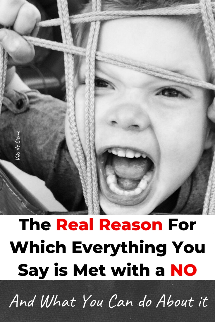 The Real Reason For Which Everything You Say is Met with a NO and what you can do about it #parenting #mindfulparenting #attachmentparenting #peacefulparenting #raisingkids #raisingteens #raisingtoddlers #momlife #parentinghelp #parentingadvice