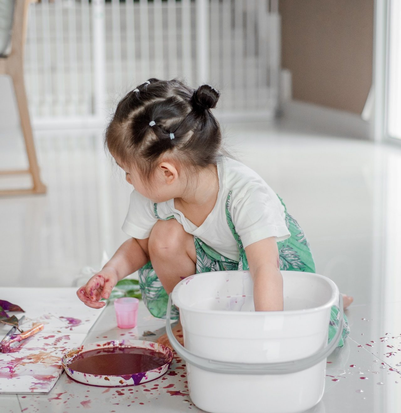 How I Potty Trained my 3-Year-Old in One week