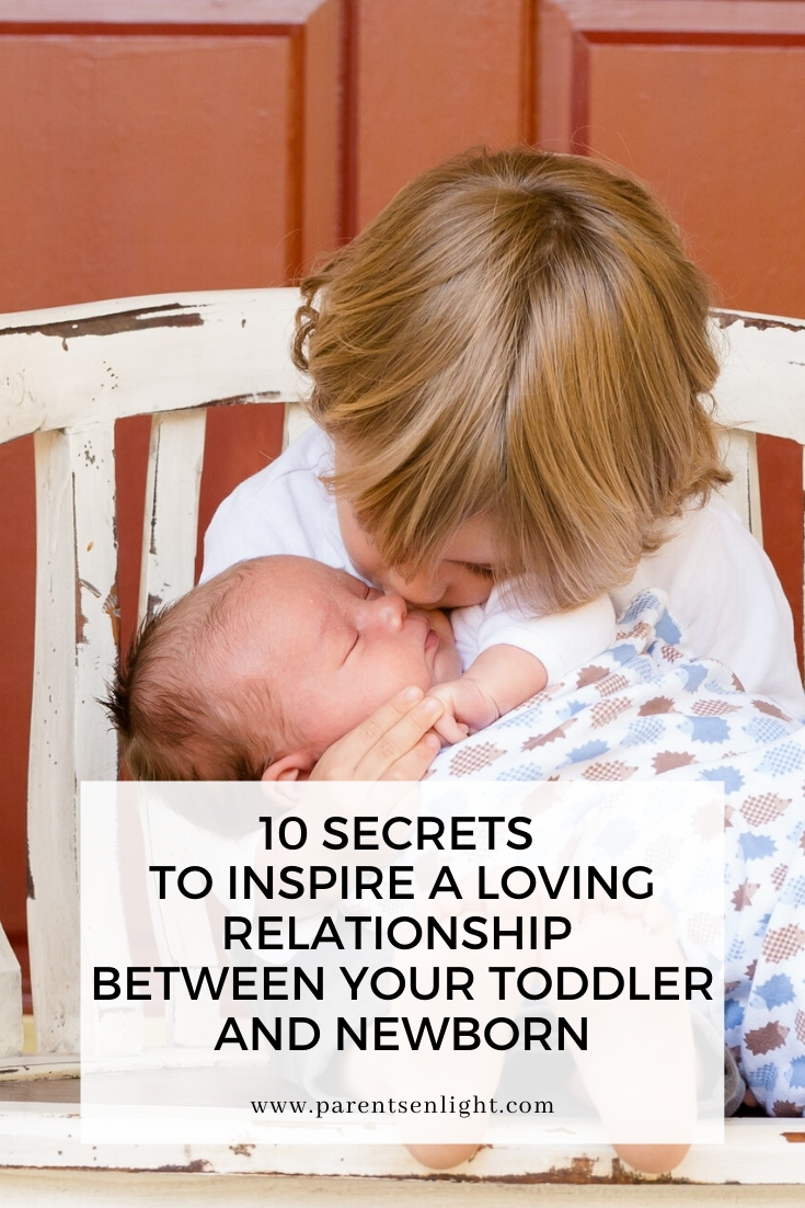 Giving birth soon and want to know how to prepare your toddler for his new sibling? Everything you need to know is here :) #attachmentparenitng #siblingrivalry #peacefulparenting #gentleparenting #siblings #raisingsiblings #parenting