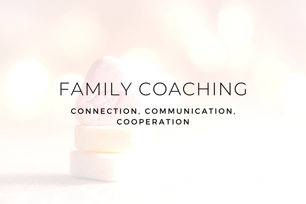 1-On-1 Parent Coaching
