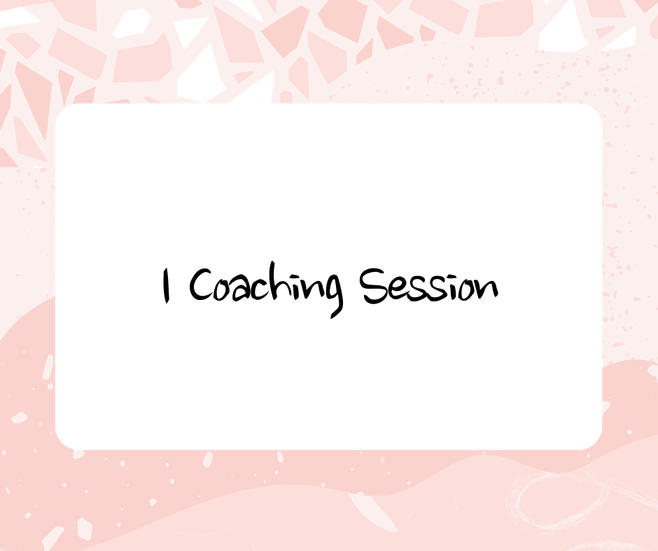 One Coaching Session