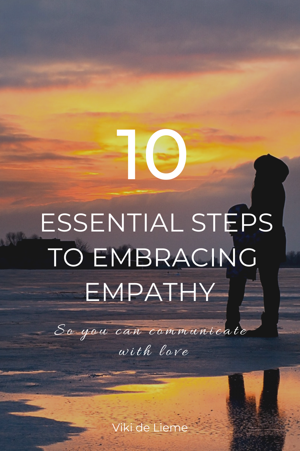 "Empathy is the key to connection, to positive and empowering conversations, to cooperation, and to teaching our children coping strategies that will help them thrive in this thing called ""life"". These are the 10 steps that will allow you to communicate with empathy. #empathy #parenting #parenthood #raisinghappychildren #attachmentparenting #positiveparenting #peacefulparenting #respectfulparenting #nvc #love #life #positivecommunication"