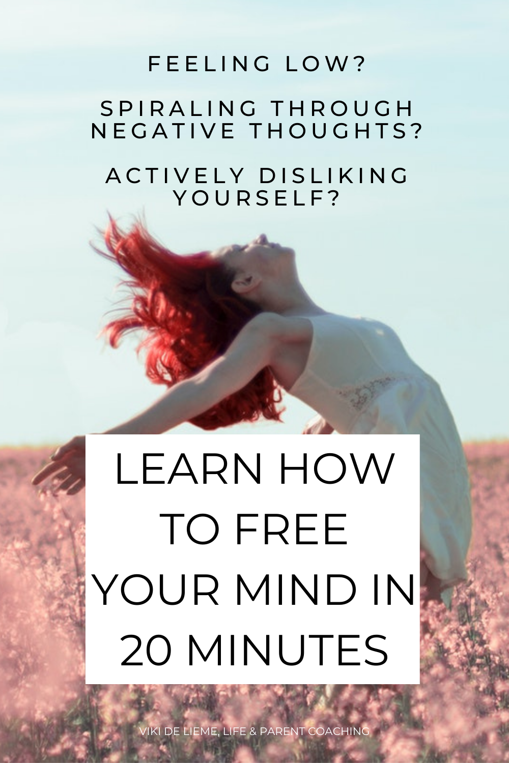 Telling yourself you're a bad mom? That you're not good enough? Feeling stuck at work, or in your personal life? Release yourself from negative thoughts and get unstuck using this intuitive method #byronkatie #thework #theworkofbyronkatie #negativethoughts #emotionalfreedom #mindfulness #livinginthenow #beingpresent #positivethinking #controlyourthoughts