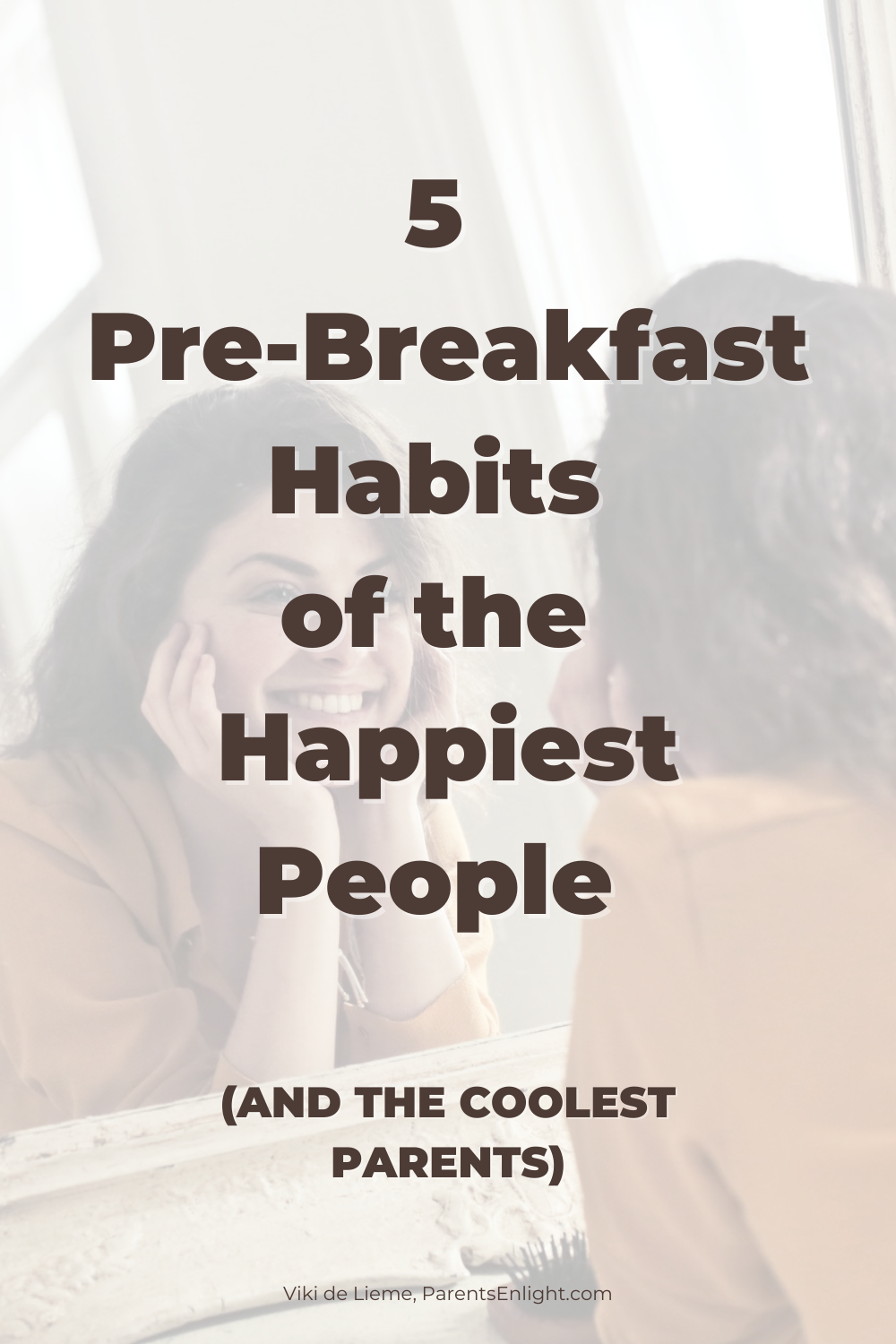 Finding it super hard to not get upset in the morning? Had enough of the morning-craze that leads to a hectic day? These 5 small habits allow you to start you day at peace and help you cultivate peace in family life #parenting #mindfulness #angermanagement #morningroutine #self-care #self-careroutine #motherhood #mindfulparenting #happiness #happyparenting #happypeople #betterparent #bettermother #howtobecomeacalmparent