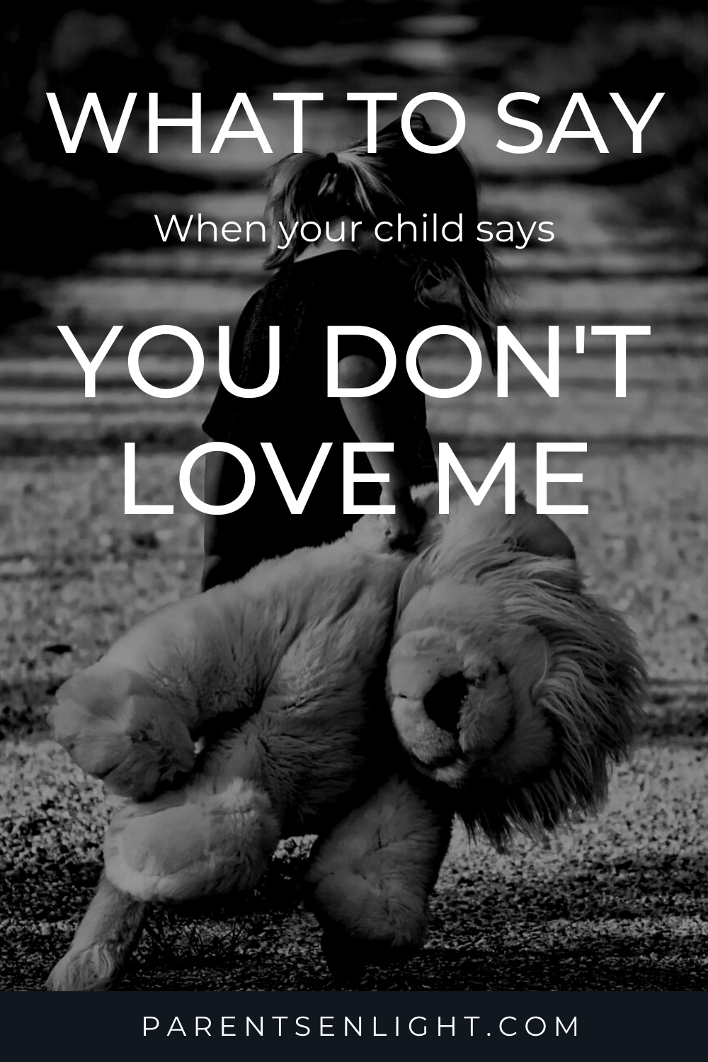 Loving our kids unconditionally, hearing them say that we don't love them hurts a lot. Our response though, makes the difference between connection and disconnection, and most parents don't know what to say when their children say they don't feel loved by them. Read on to learn what you should be saying #unconditionalparenting #unconditionallove #nvc #attachmentparenting #children'sfeelings #bigfeelings #tantrum #handlingfeelings #parenting #parentinghelp #parenting101 #motherhood #positivepsychology #raisinghappykids