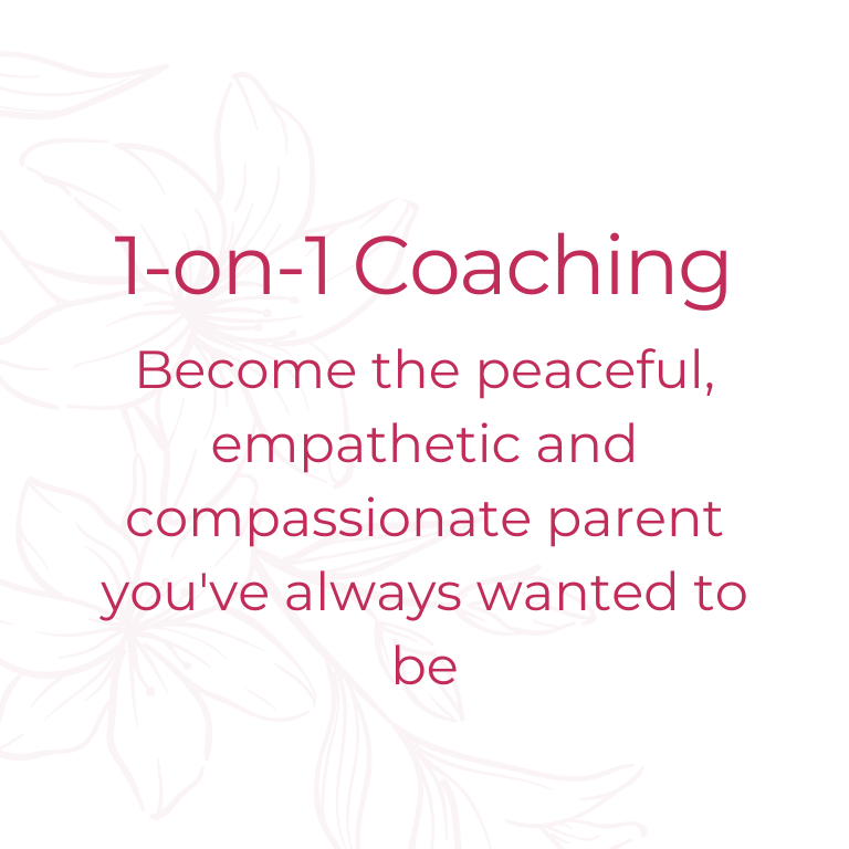 1-On-1 Parent Coaching