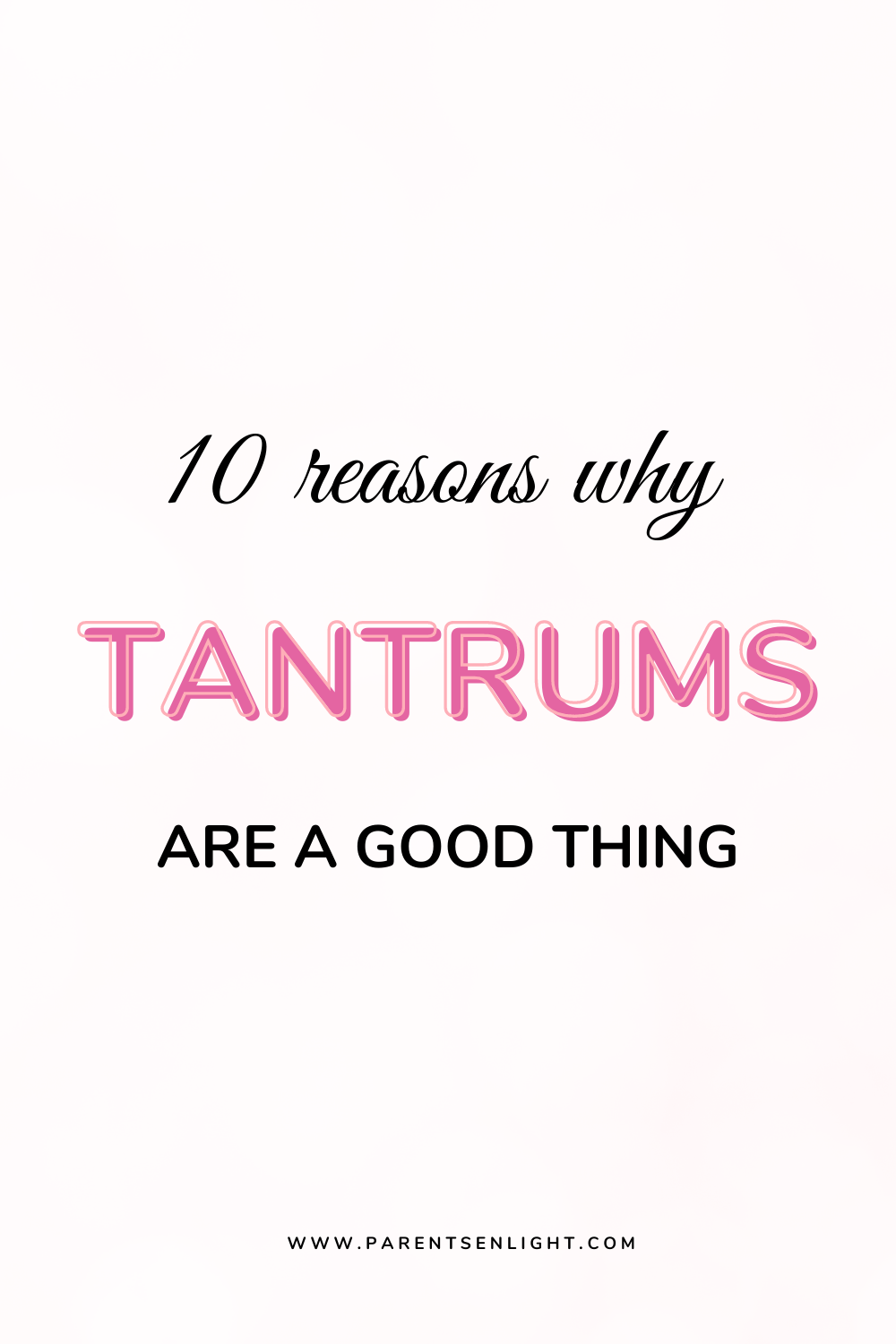 Can you imagine tantrums being a good thing?? That's only because you never learned how you can use tantrums for your parental benefit, and how to work with tantrums to actually strengthen your relationship with your child. This is how :) #handletantrumswithpositiveparenting #positiveparenting #positiveparentingsolutions #positiveparentingstrategies #mindfulparenting #connectiveparenting #attachmentparenting