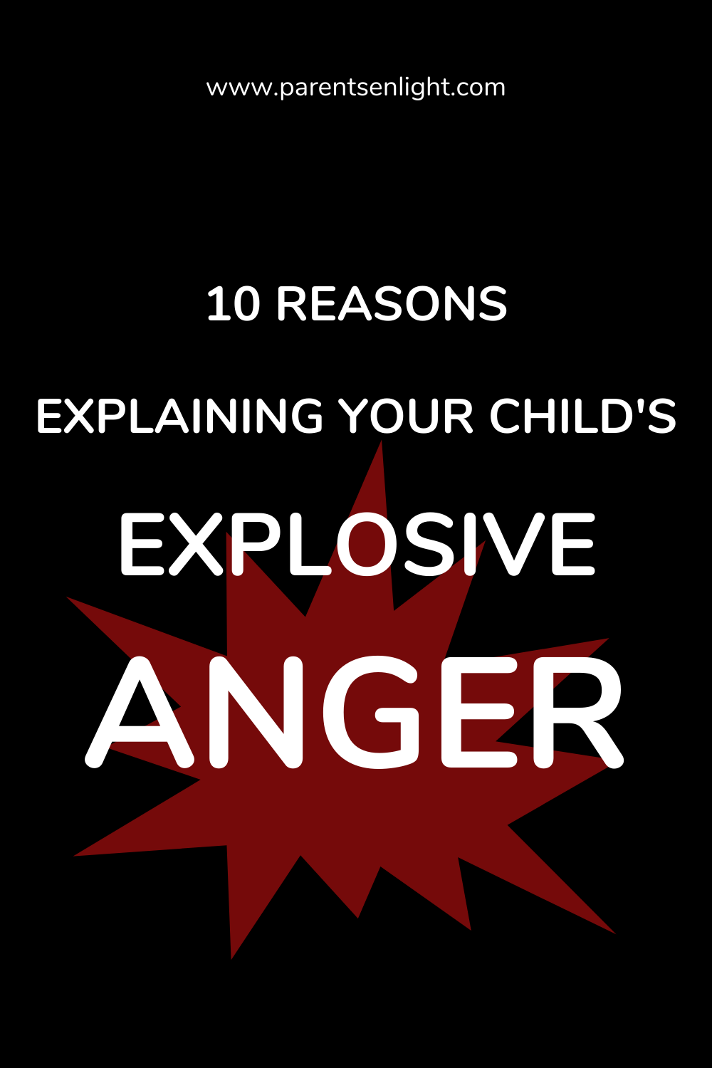 If you're searching for anger management tools to help your child cope with anger, you're not in the right place. Anger cannot be dealt with or processed without addressing the underlying reason for it. Here you'll find the 10 most common reason's for children's anger, and ways to cope #angermanagementforchildren #angrychild #whyismychildsoangry #children'smentalhealth #helpingchildrencopewithanger #mindfulparenting #positiveparenting #parenting