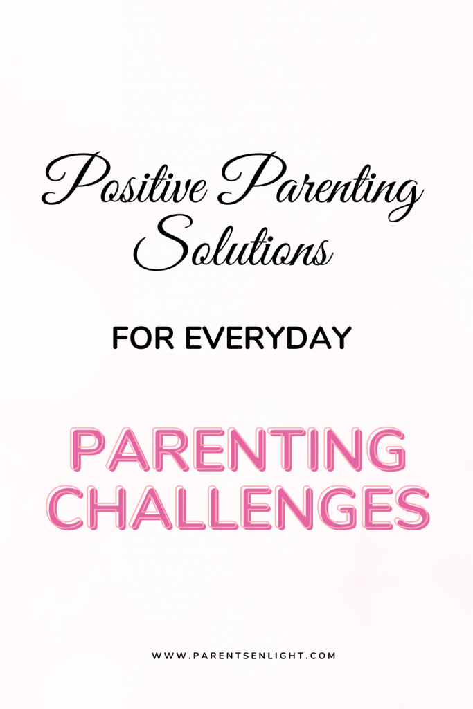 """There are positive parenting solutions for children who hit, children who talk-back, children who defy, children who argue and """"never listen"""". This is your place to start your new parenting journey - if you already know that nothing else works. See you soon :) #positiveparenting #positiveparentingsolutions #positiveparentingstrategies #positiveparentingservice #positiveparentingchoach"""