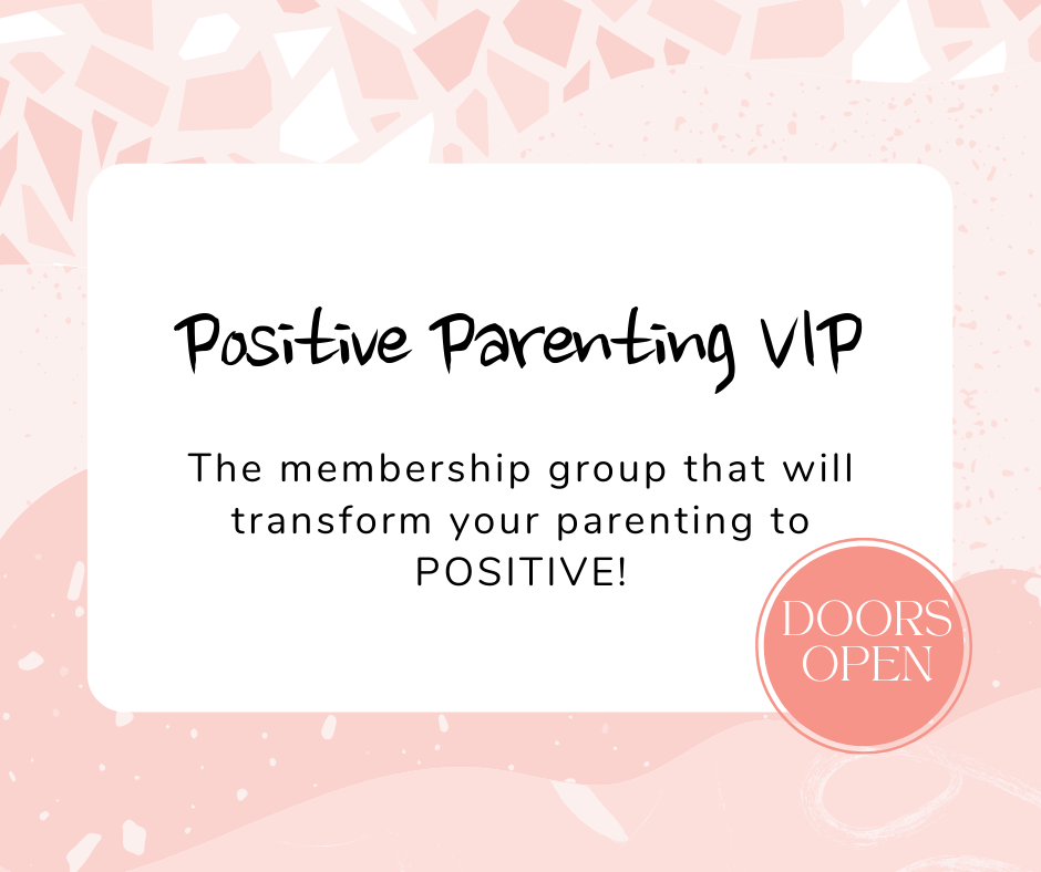 Positive Parenting and Beyond – VIP